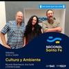 Logo Cultura y Ambiente - 19/06/21 - Radio Nacional Santa Fe