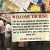 Logo Superando el turismo