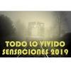 Logo #Sensaciones 182 #TodoLoVivido 2019