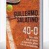 Logo Víctor Hugo agradece a Guillermo Salatino envío de su nuevo libro