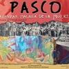 """Logo """"PASCO, avanzar más allá de la muerte"""""""