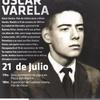 Logo Testimonio de Gustavo Varela Hijo de Oscar Varela Detenido Desaparecido de Zona Oeste .