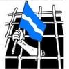 """Logo RADIO ABIERTA DE 9 A 13 hs  FRENTE A TRIBUNALES POR """"LA LIBERTAD DE LXS PRESXS POLÍTICXS"""""""