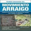 Logo Se lanzó en Argentina el #MovimientoArraigo (@MovArraigo)