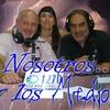 Logo Nosotros... y los Medios Especial de verano, 1er programa: Memorias del 8/3 al 5/4 de 2014. Uffff!