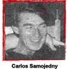 Logo Campaña por los desaparecidos de La Tablada - Carlos Samojedny