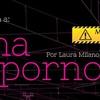 Logo LAURA MILANO y su libro USINA POSPORNO en @TdeChongos @fmlatribu #IndisciplinasVisuales