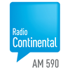 Logo Daniel Angelici en ClossContinental AM 590