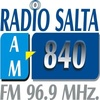 Logo AM 840 - Salta