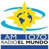"""Logo Entrevista de Silvio Huberman a @flxpiacentini por Radio El Mundo para la """"Buena Nueva"""""""