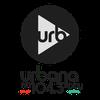 Logo Urbana Play 104.3 FM