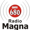 Logo Transmisión Racing vs. Aldosivi - AM 680 Radio Magna