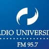 Logo FM 95.7 Radio Universidad Mar del Plata