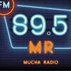 Logo Gabriel Rubinstein con Pato Mendez en FM Mucha Radio
