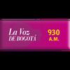 Logo La voz de Bogotá