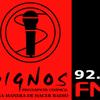 Logo Franco La Porta en FM Signos 92.5