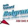 Logo General Belgrano AM 840