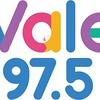 """Logo Vale 97.5 Saludos en """"Mi Gente Bella"""" para Bertha de La Pampa!"""