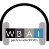"Logo WBAI ""Talk back - Let´s talk with  John Kane"", @letstalknative"