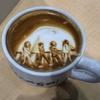 Logo Café Beatle