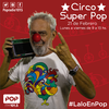 Logo SHOWCASE CINES POP RADIO LALO MIR