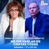 Logo 01 Agosto 2020: Cecilia Rossetto en Mejor Hablar de Ciertas Cosas