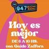 Logo Patricio Santagapita en Hoy Es Mejor