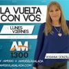 Logo La Vuelta con Vos