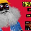 Logo Raviolandia, con Pedro Saborido. Viernes 21 de diciembre