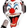 Logo Radio Manicomio Especial Festival CRIA ( Sambara - Translúcido - Aloe)