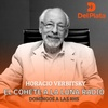 """Logo Horacio Verbitsky: """"Alberto Fernández va surfeando las contradicciones internas de la coalición"""""""
