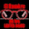Logo El Hombre de los Lentes Rojos