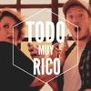 Logo Noticiero apolítico - Martín Rechimuzzi y Señorita Bimbo - Todo Muy Rico