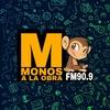 Logo Monos A La Obra
