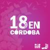 Logo 18 días en Córdoba