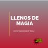 Logo Llenos de Magia