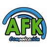 Logo #AFKComunicación