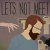 Logo Let's Not Meet: A True Horror Podcast
