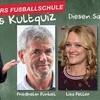 logo WDR 2 Pistors Fußballschule. Das Kult-Quiz