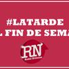 Logo #LaTarde del Fin de Semana