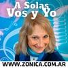 Logo Entrevista a Claudia Lapacó - Artista - en A Solas Vos y Yo