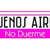 Logo Buenos Aires no duerme