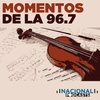 Logo Momentos de la 96.7