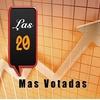 Logo Las 20 Mas Votadas - El Ranking de la radio!