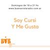 logo Soy Cursi y Me Gusta