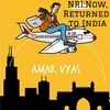 Logo NRI:Now, Returned to India
