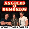 logo ANGELES O DEMONIOS