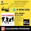 Logo Los Ladrones Programa Podcast