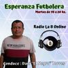 Logo Entrevista a Cristian Heredia presidente de la sub comisión del fútbol infantil Club 25 de Mayo
