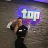 logo Top 104.9 - Sole Macchi - Lau Lopez Lima - Carla Bunny